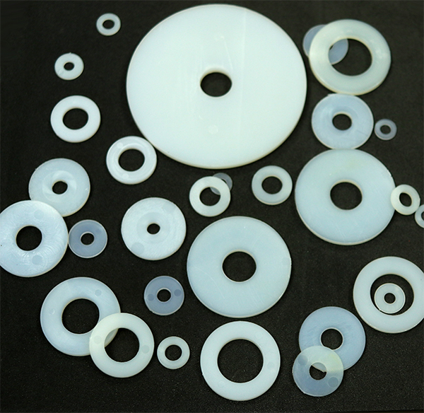 Silicone Washers - Silicone Spacers   RH Nuttall