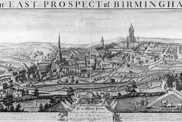 Birmingham Manufacturing History