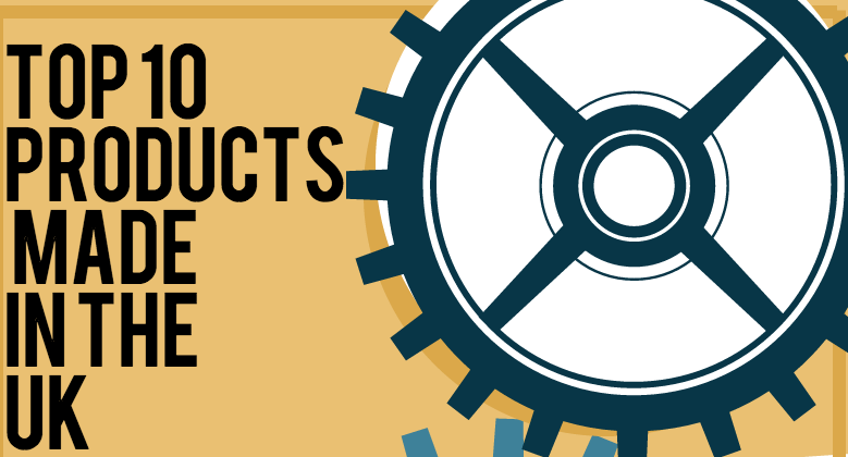 Top 10 Products Made In The UK