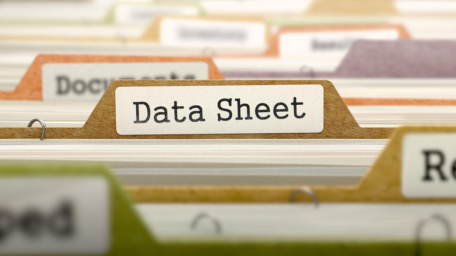 Data Sheets - RH Nuttall Ltd