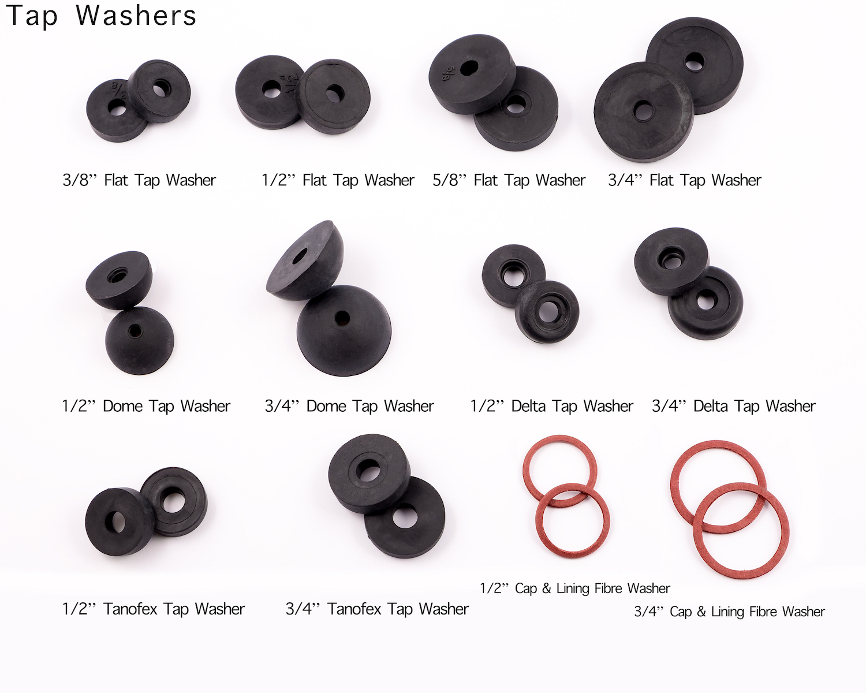 Plumbing Washers & Tap Washers - RH Nuttall Ltd