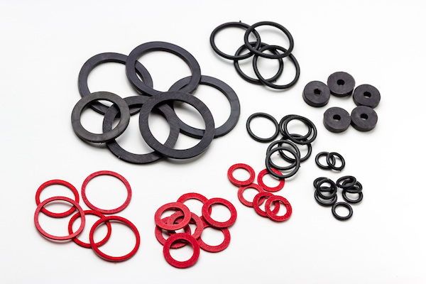 Rubber Seals, Plastic Seals, Leather Seals, EPDM Seals, PTFE Seals - RH Nuttall Ltd